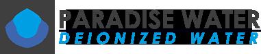 Paradise Water Logo